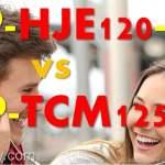 Panasonic ErgoFit RP-HJE120-K vs RP-TCM125-K vs AmazonBasics
