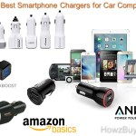 The 5 Best Smartphone Chargers for Car Review & Comparison