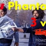 DJI Phantom 3 vs Phantom 4 Quadcopter Drone Review & Comparison
