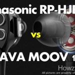 Panasonic RP-HJE120 vs VAVA MOOV 11 Review & Comparison