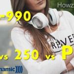 Beyerdynamic DT 990 Pro vs Premium Headphones Review & Comparison