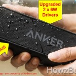 Anker SoundCore 2 vs SoundCore 1 : Review of Bluetooth Speaker