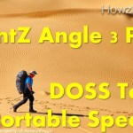 OontZ Angle 3 Plus Vs DOSS Touch Bluetooth Portable Speaker