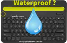 Is_Logitech_bluetooth_K480_Keyboard_waterproof