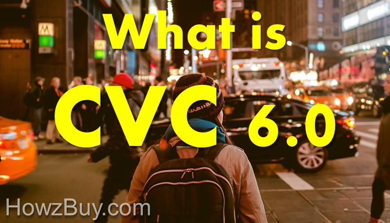 What is CVC 6.0 Noise Cancelling Technology?