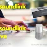 Bose soundlink MINI  II  Vs Revolve Review & Compare