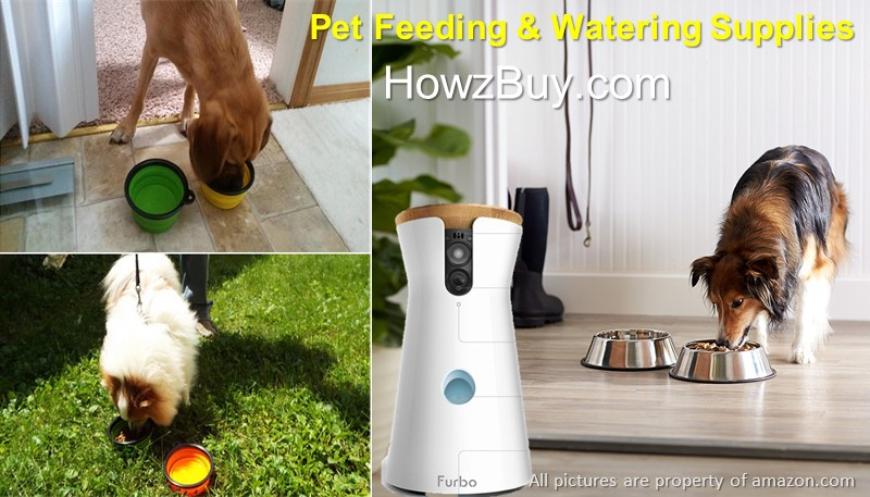 Feeding & Watering Supplies for Dog/Cat