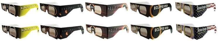 Solar eclipse glasses best