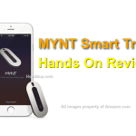 MYNT Smart Tracker & Remote – Thinnest (2 Coin Thin) Review