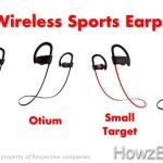 Best Wireless IPX7 Waterproof Sports Earphones under $30 in 2018