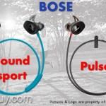 Bose Soundsport vs Soundsport Pulse Wireless Headphones Comparison & Review