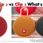 JBL Clip 2 vs Clip 3 What's new?