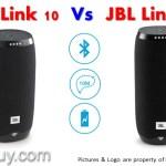 JBL LINK 10 vs JBL LINK 20 Review & Comparison