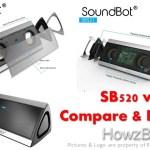 SoundBot SB520 vs SB521 Compare & Review
