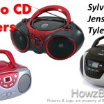 Sylvania Vs Jensen Vs Tyler Portable CD Player Comparison And Review