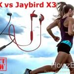 BeatsX vs Jaybird X3 Review of Wireless  In-Ear Headphones