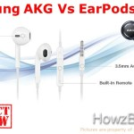 Samsung AKG Vs EarPods Review