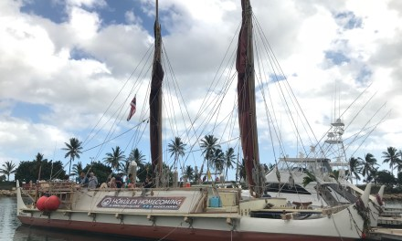 Tour The Hōkūleʻa Like A VIP