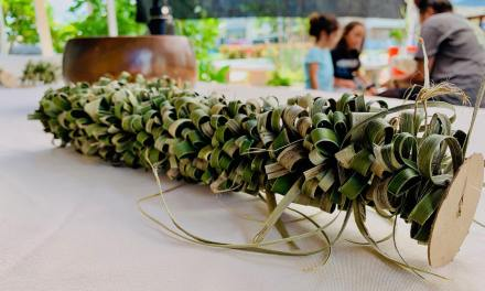 Lei-Making Workshops Coming To West Side Elementary Schools