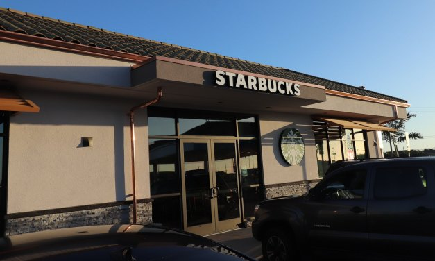 The New Kapolei Starbucks Is Open