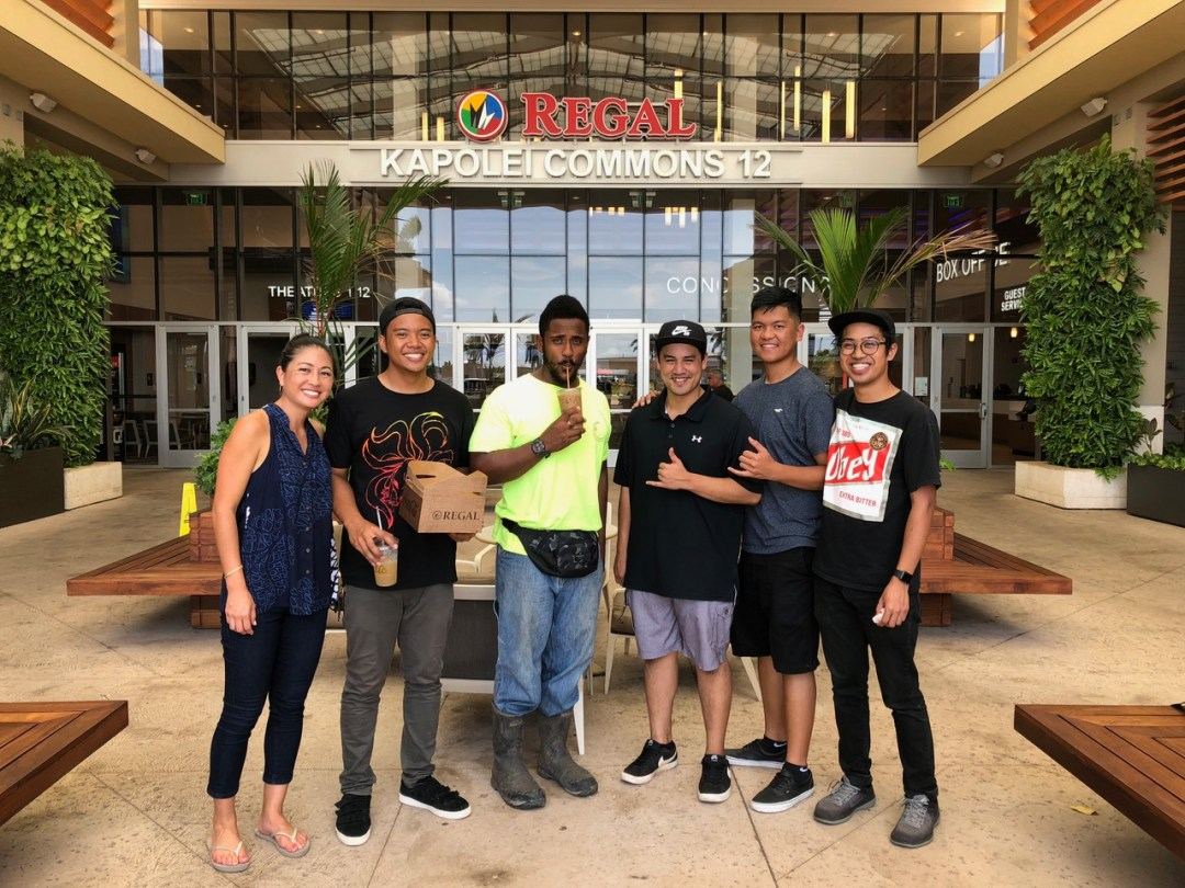 Ūlia cast and crew wraps shooting at Kapolei Commons