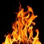 Kohala Village Hub Burns(video)