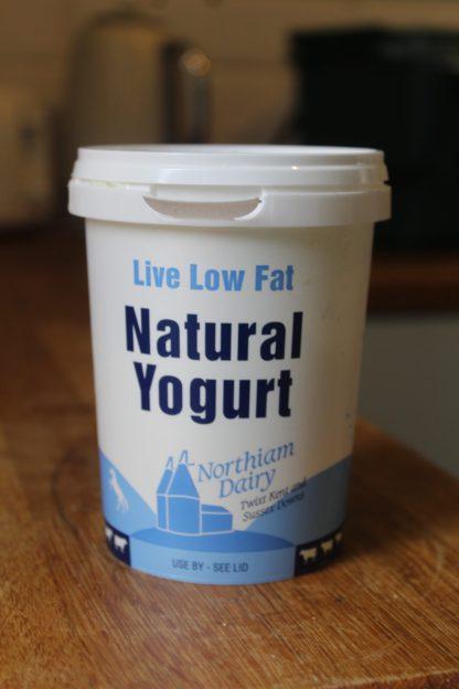 Low fat yog 500g