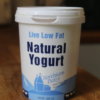 Low fat yog 500g