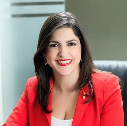 Biviana Riveiro, presidenta ANJE. Foto de Archivo
