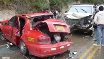 Dieciséis personas murieron el sábado debido al accidente de un camión en el norte de Haití, informaron las autoridades.    De acuerdo con un coordinador de la Agencia de Protección Civil, Jean-Henri Petit,