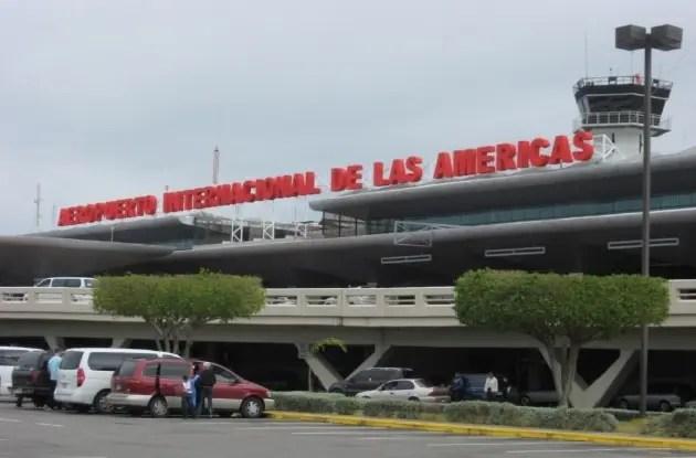 Aeropuerto Las Américas AILA.