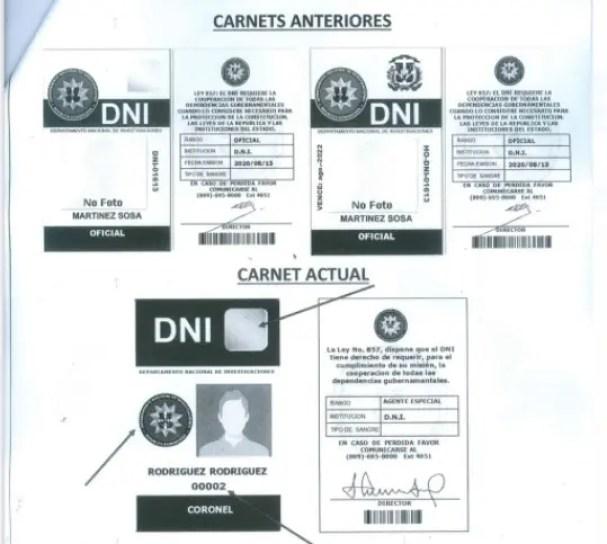 DNI aclara que carnet de persona detenida en NY no fue emitido en presente gestión
