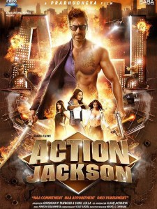 Action Jackson Poster Prensa1