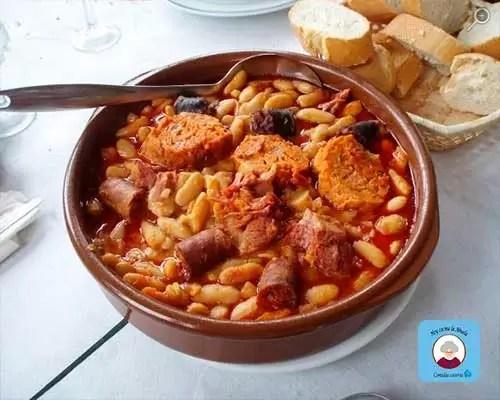 La cocina asturiana de la abuela