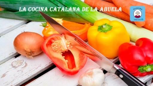 La cocina catalana de la abuela