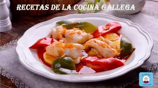 recetas de la cocina Gallega