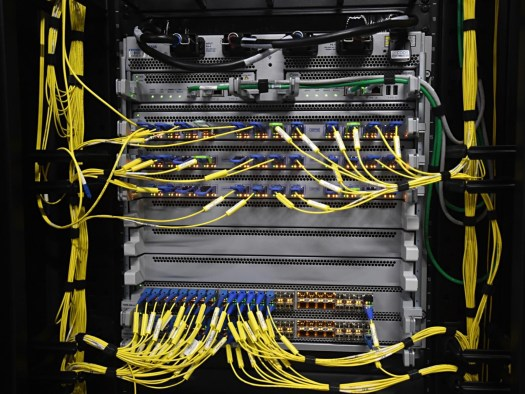 Servidor instalado y conectado.