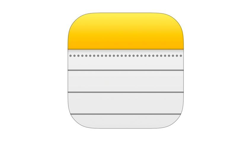 App Notas