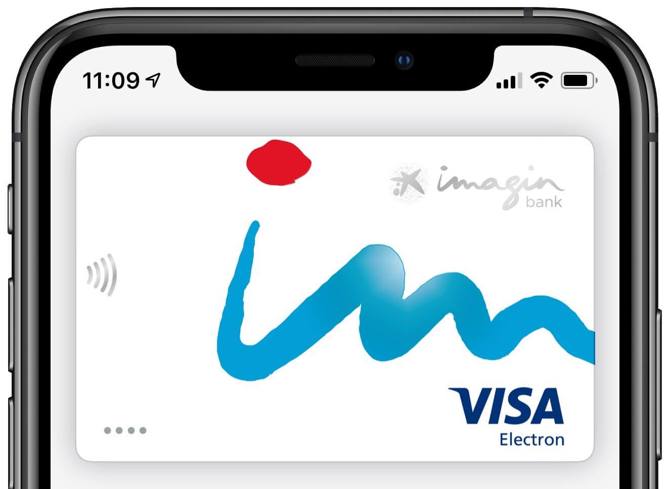 Apple Pay Tarjeta