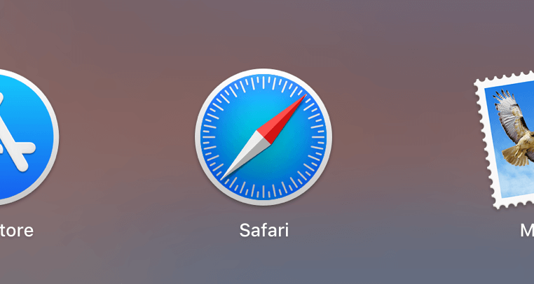 Safari Mac