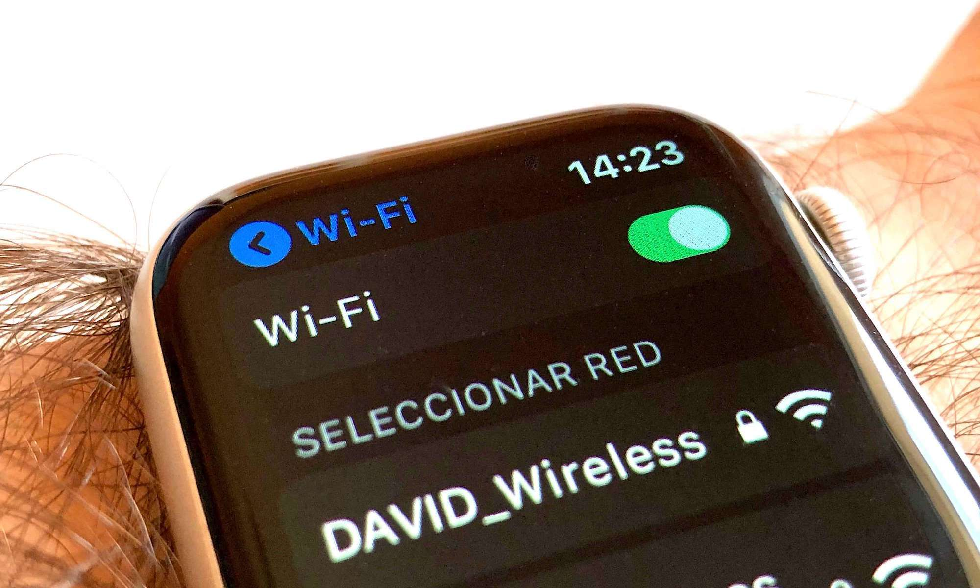 Wi-Fi Apple Watch