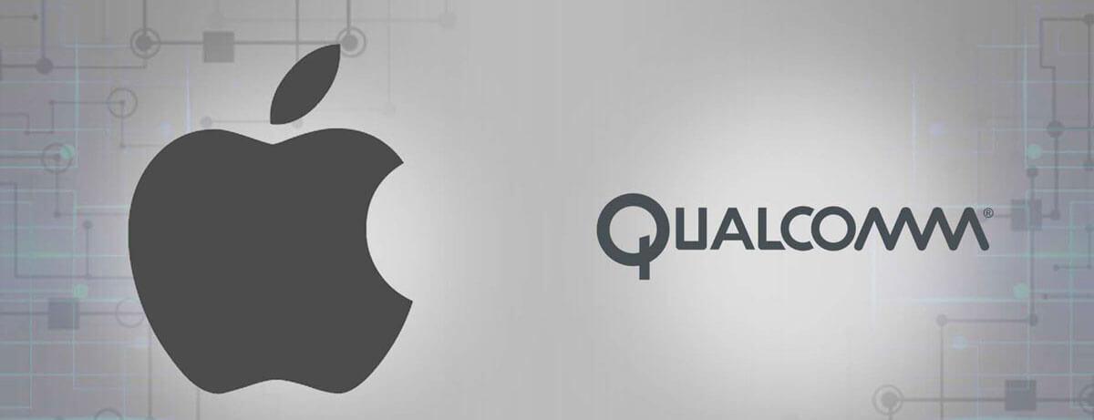 Apple y Qualcomm