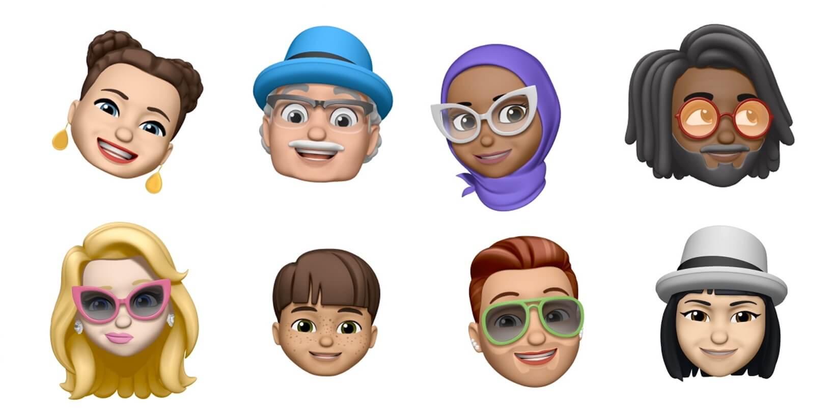 Cómo crear un Memoji para nuestros contactos en nuestro iPhone o iPad