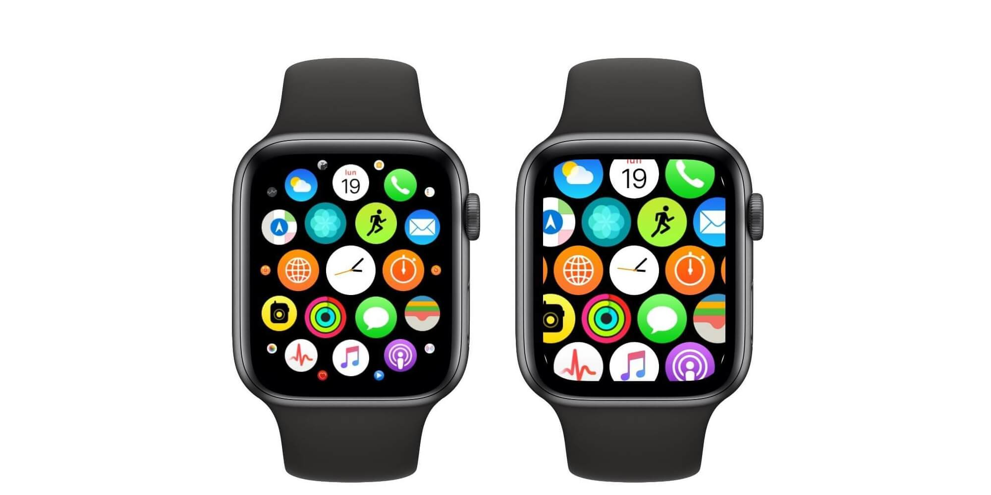 Reducir Movimiento Apple Watch