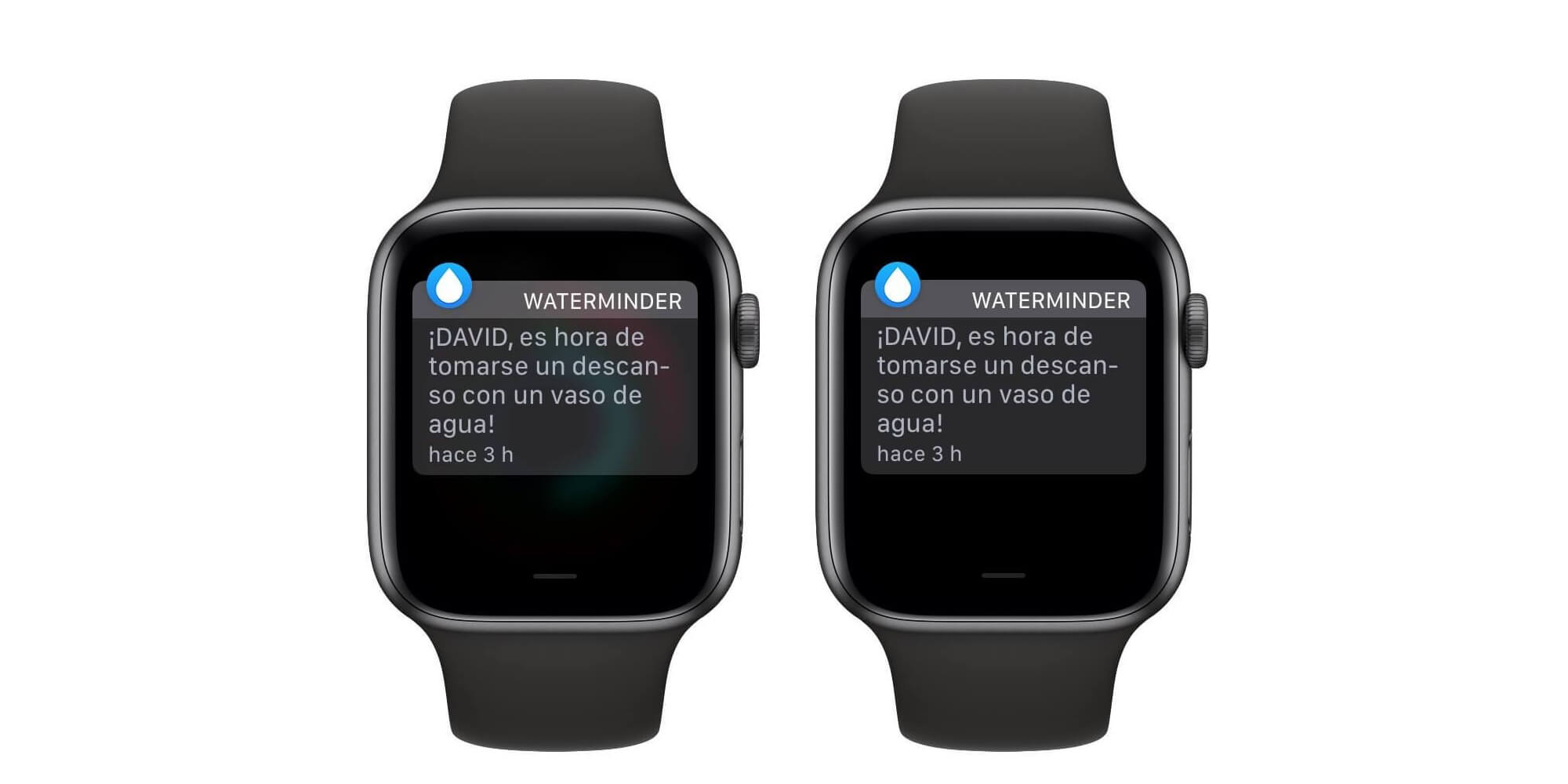 Reducir transparencia Apple Watch