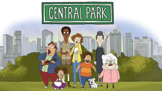 Apple TV Central Park