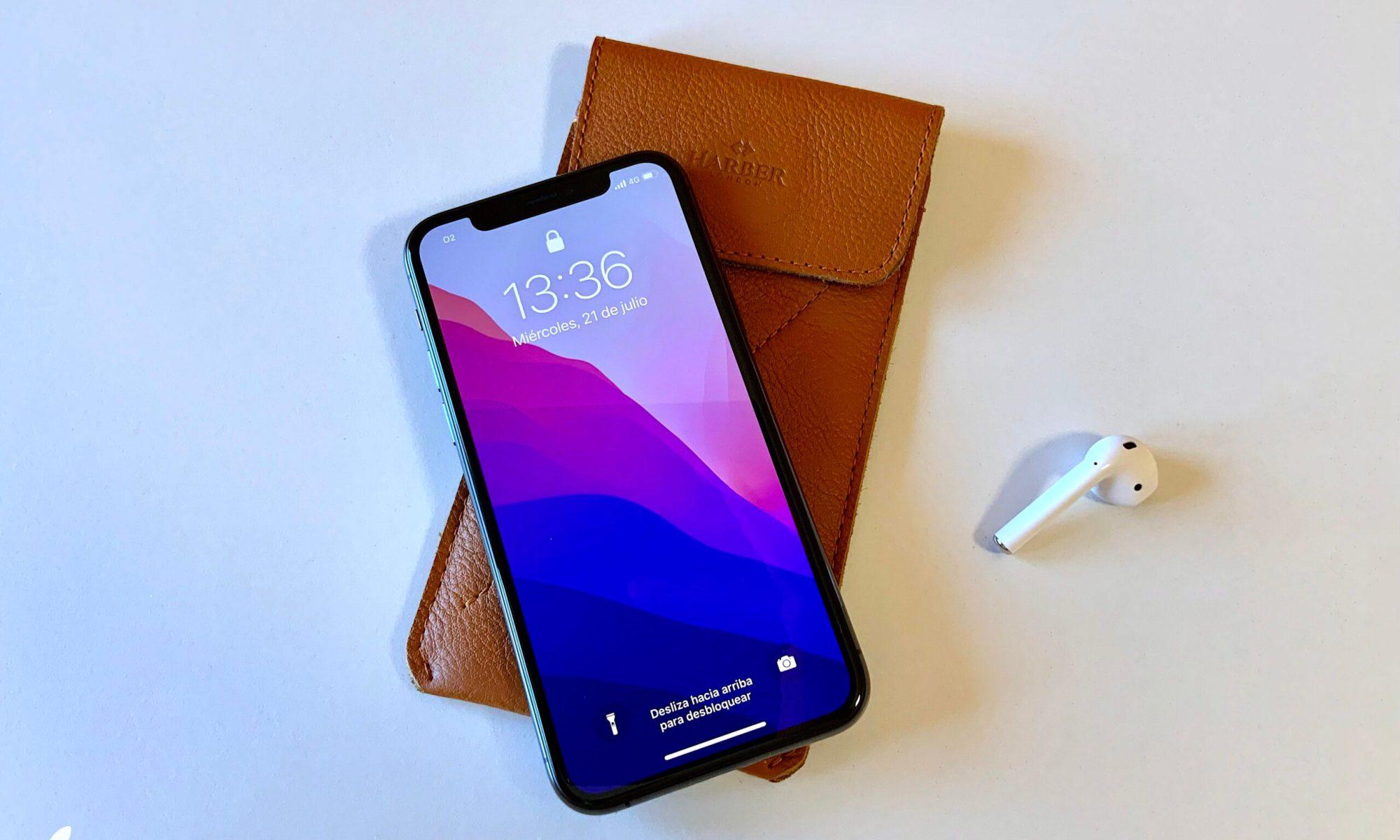 Análisis: Magnetic Envelope Sleeve para iPhone de Harber London, una buena forma llevar nuestro iPhone con todo el lujo que se merece