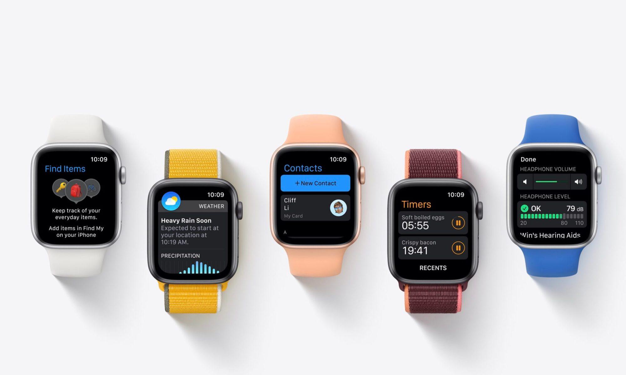 Cómo forzar la salida de una app en nuestro Apple Watch