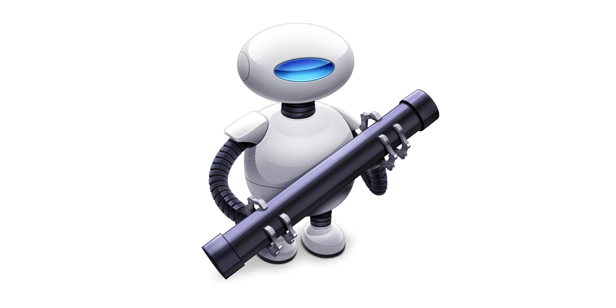 De Automator a Atajos en macOS Monterey, pero antes una copia de seguridad