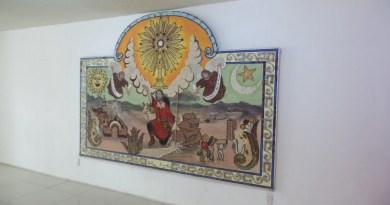 Metepec, donde el Evangelio se hizo barro